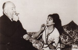 Oriana Fallaci Interviews Alfred Hitchcock, Cannes 1963