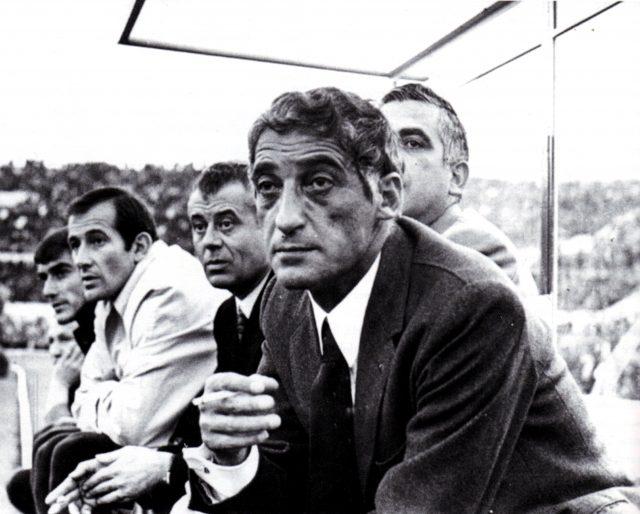 Manlio Scopigno, 1968