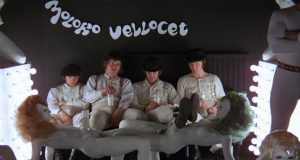A Clockwork Orange - The Korova Milk Bar
