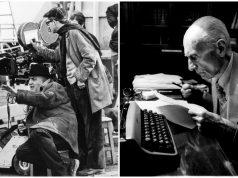 Federico Fellini e Indro Montanelli