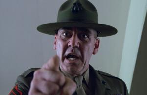 Master Gunnery Sergeant Hartman (R. Lee Ermey)