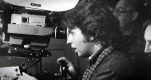 Michael Cimino behind the camera