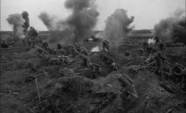 Paths of Glory - The assault on Ant Hill