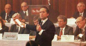 Wall Street (1987) - Greed is good