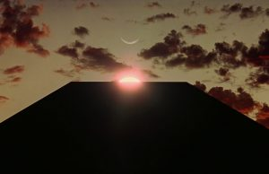 2001: A Space Odyssey - The monolith