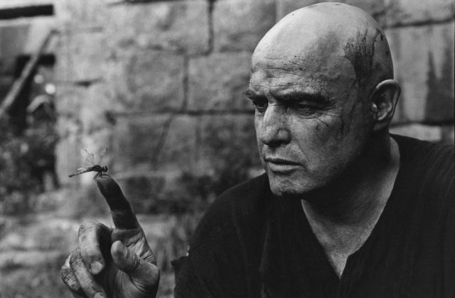 Apocalypse Now - Colonel Walter E. Kurtz, portrayed by Marlon Brando