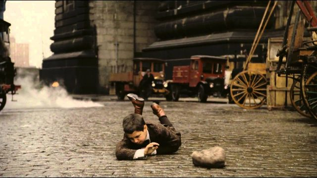 Once Upon a Time in America - Bugsy shoots little Dominic