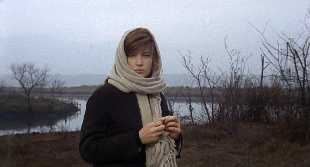 Red Desert (1964) by Michelangelo Antonioni - Monica Vitti