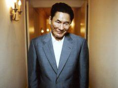 Takeshi Kitano - Photo by L. Carême
