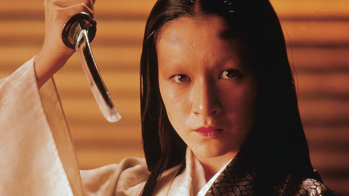 """Mieko Harada in Akira Kurosawa's """"Ran"""" (1985)"""