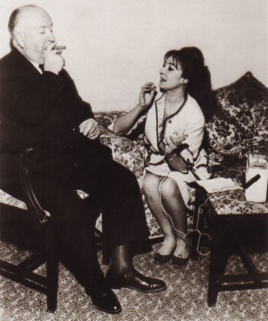 ALFRED HITCHCOCK: MR. CHASTITY by Oriana Fallaci - Scraps from the loft