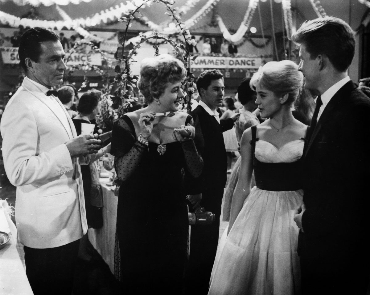 Lolita - James Mason, Shelley Winters and Sue Lyon