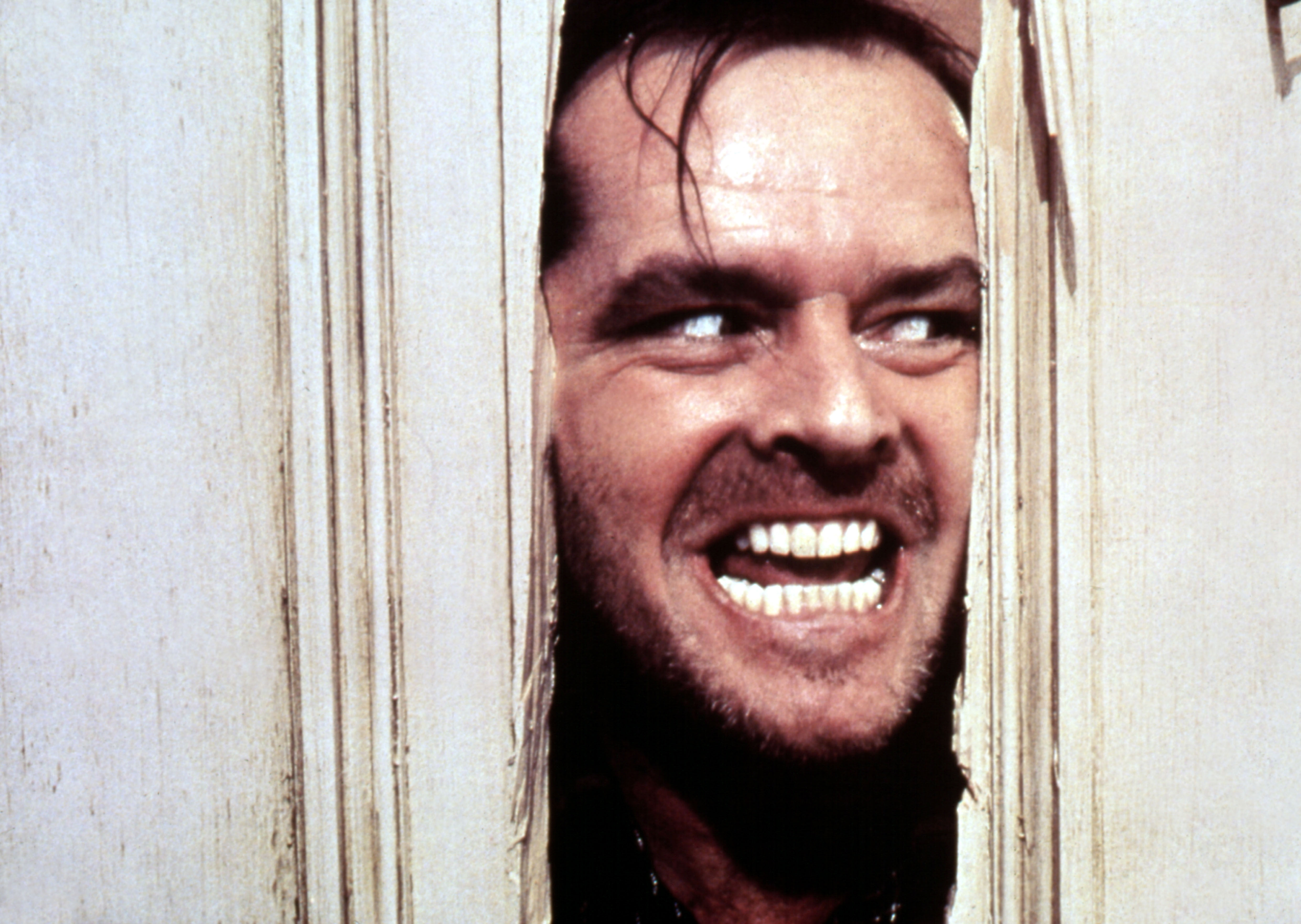 The Shining - Jack Torrance (Jack Nicholson)