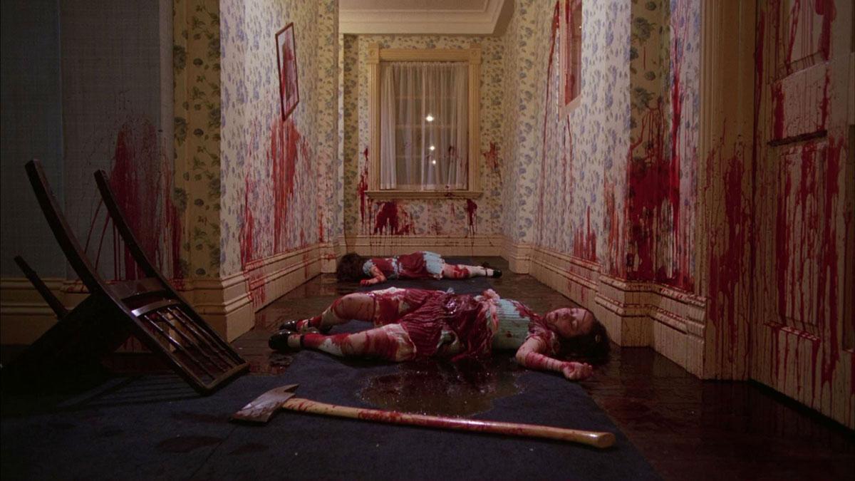 The Shining (1980) - Twins bloodbath