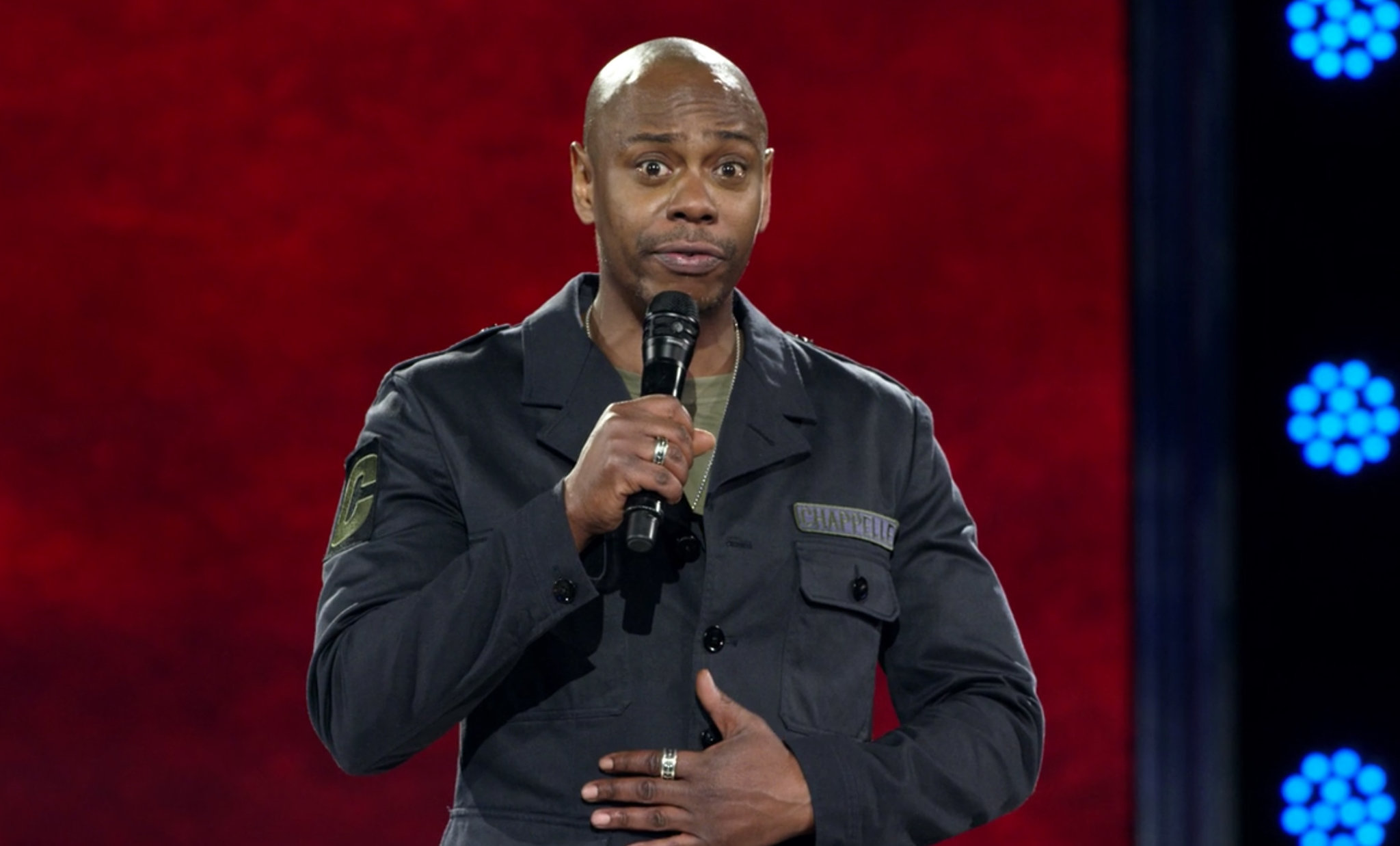 Dave Chappelle The Age Of Spin 2017 Full Transcript Scraps