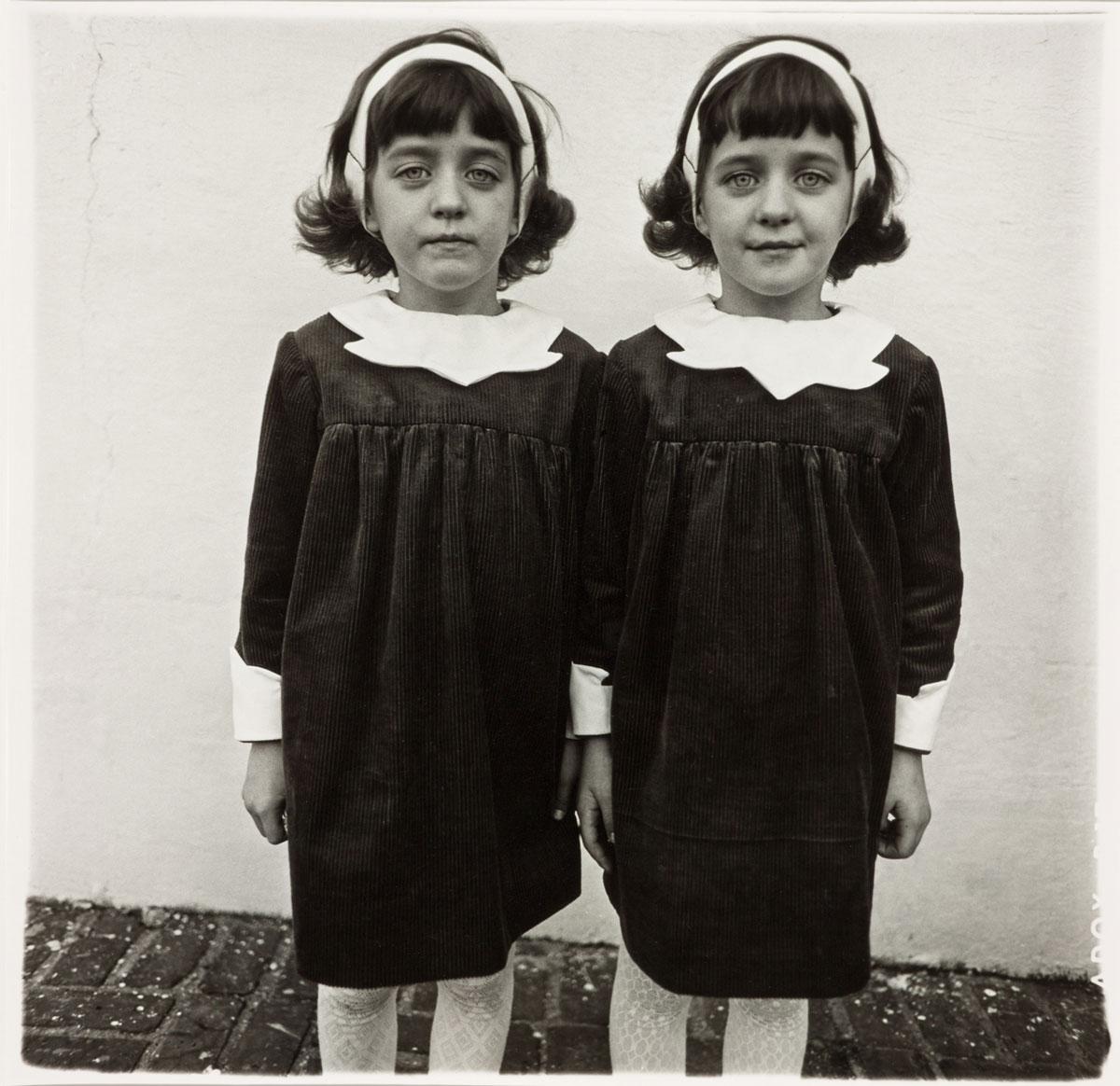 Diane Arbus - Identical Twins [1967]