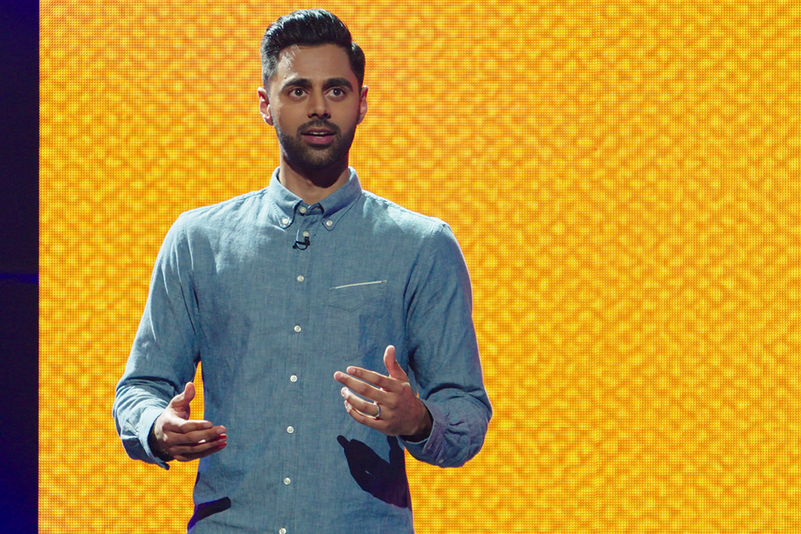 Hasan Minhaj - Homecoming King (2017)