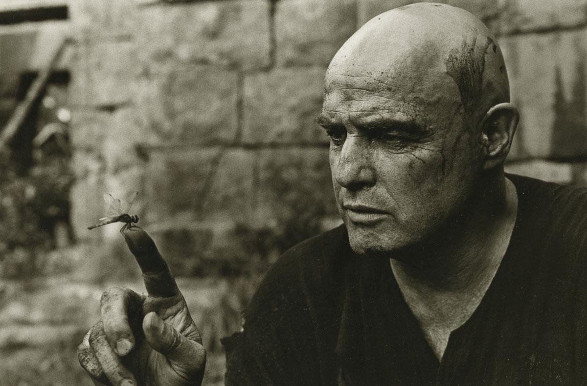 Apocalypse Now (1979) Colonel Walter E. Kurtz, portrayed by Marlon Brando