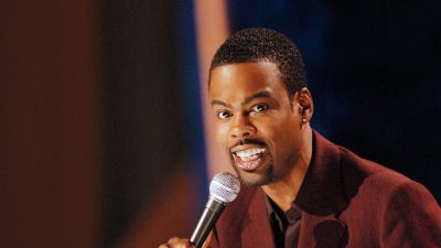 Chris Rock: Never Scared (2004)