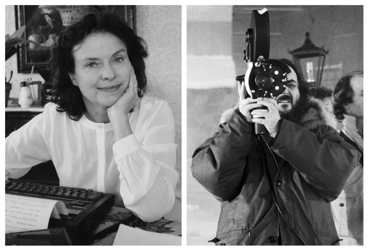 Diane Johnson and Stanley Kubrick