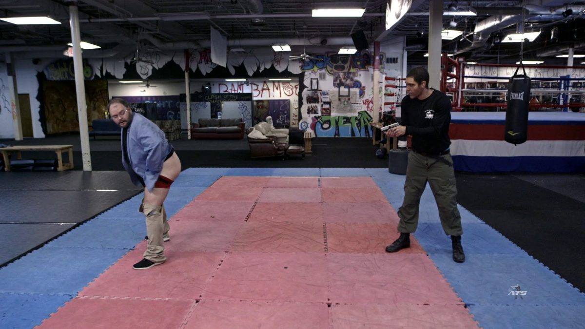 Sacha Baron Cohen's 'Who Is America' - The Republican lawmaker Jason Spencer screams the N-word and runs around with his pants down
