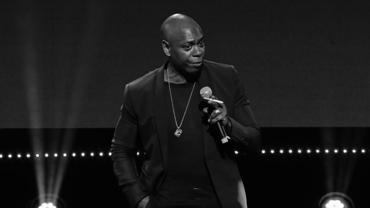 Dave Chappelle Sticks and Stones 2019 Epilogue The Punchline