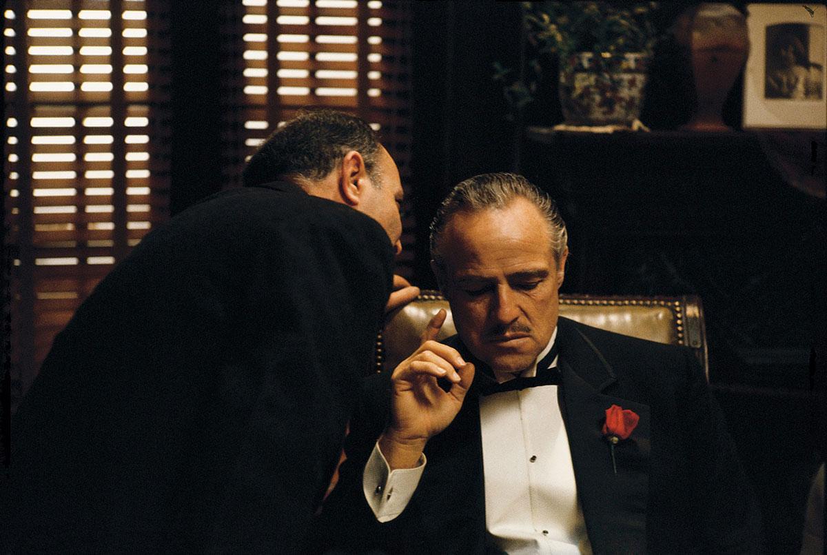 The Godfather (1972) Opening Scene