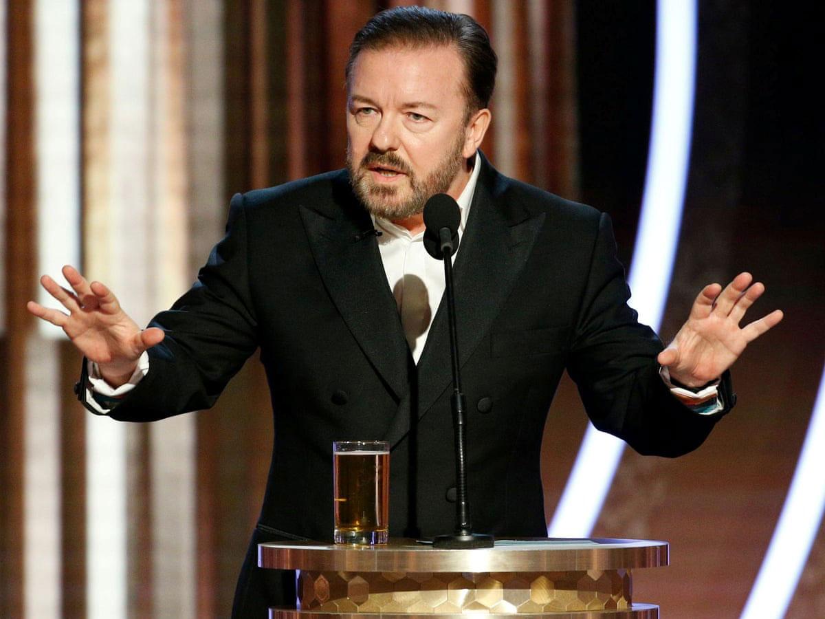 Ricky Gervais: 2020 Golden Globes