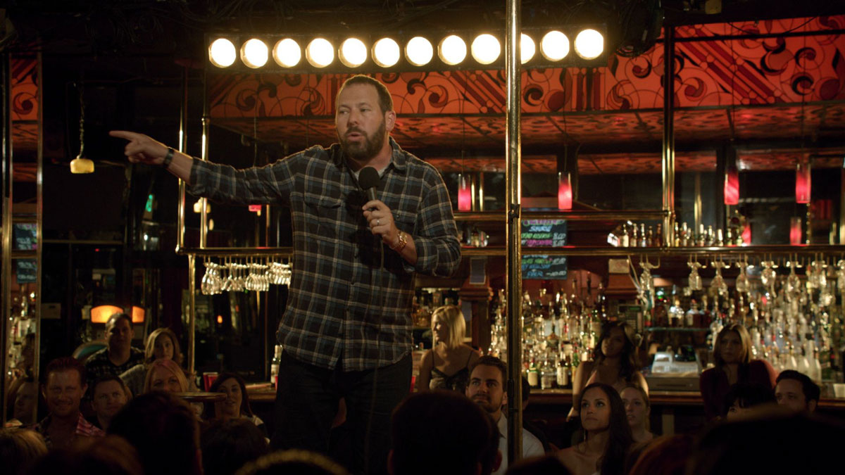 Bert Kreischer: Fighting a Bear