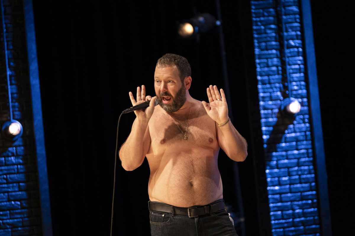 Bert Kreischer: Hey Big Boy (2020)
