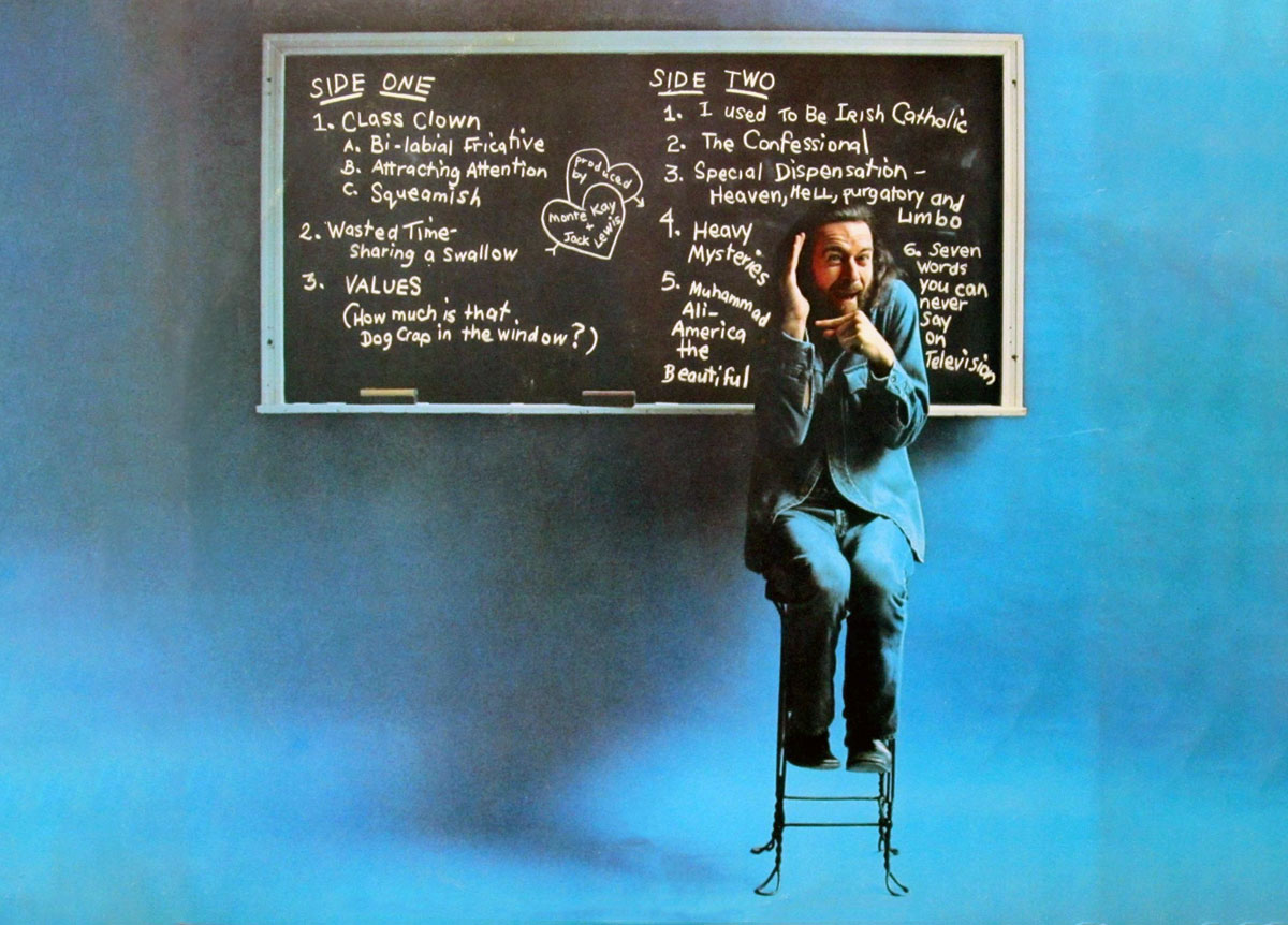 George Carlin: Class Clown (1972)