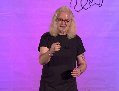 BILLY CONNOLLY: HIGH HORSE TOUR LIVE (2016) – FULL TRANSCRIPT