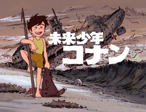 FUTURE BOY CONAN (1978): HAYAO MIYAZAKI'S EARLY MASTERPIECE
