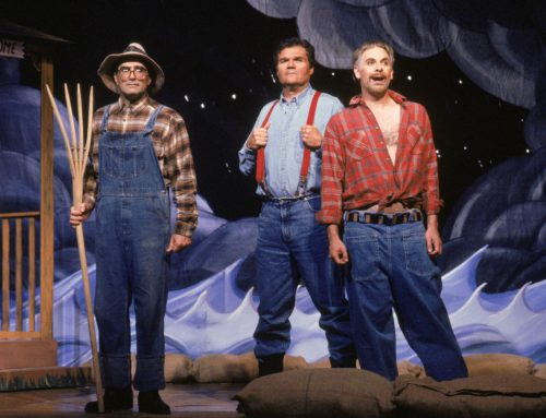 THE MAKING OF 'WAITING FOR GUFFMAN' (1996)