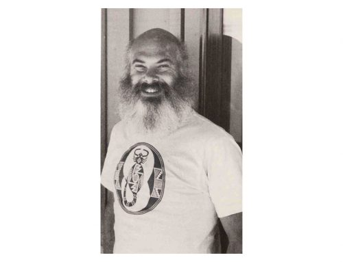 INTERVIEW WITH ANDREW WEIL (1986)