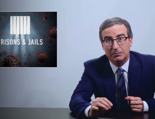 CORONAVIRUS VIII: PRISONS & JAILS: LAST WEEK TONIGHT WITH JOHN OLIVER [FULL TRANSCRIPT]