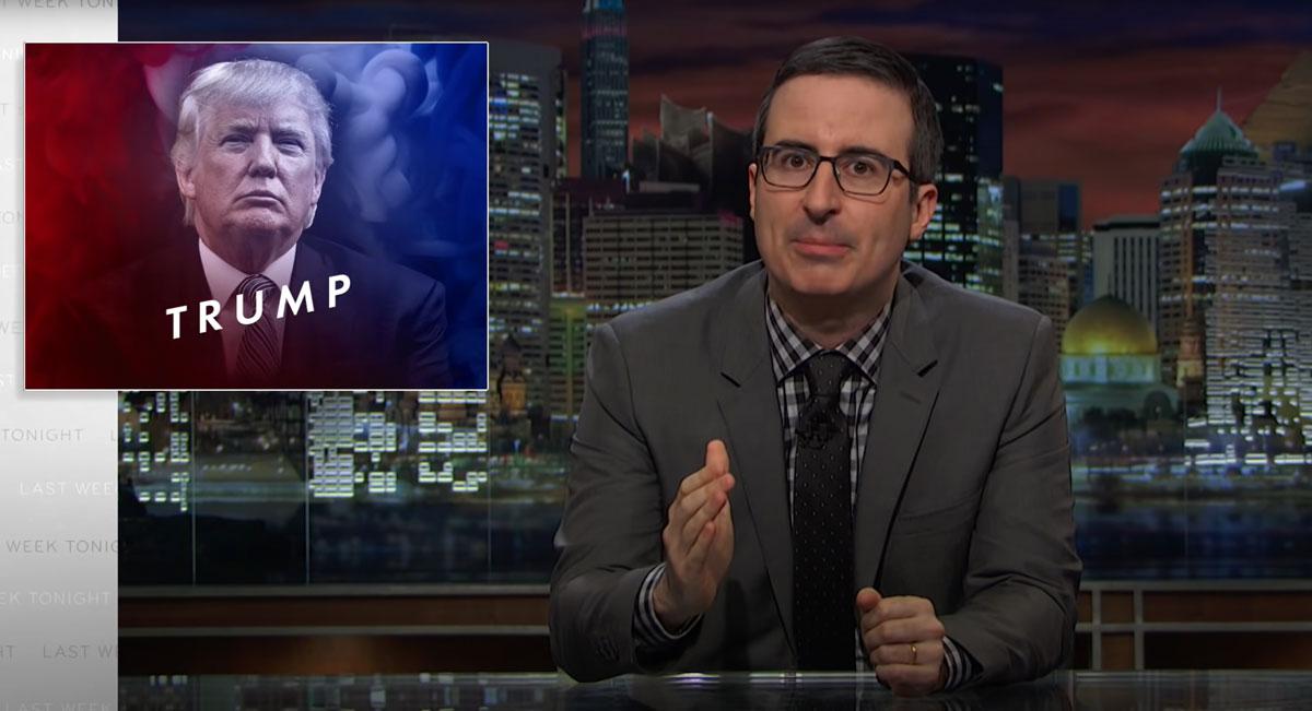Donald Trump: Last Week Tonight with John Oliver