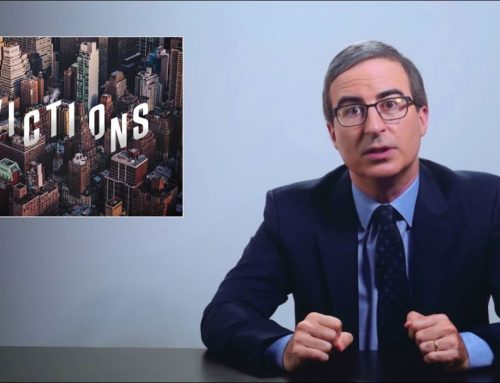 EVICTIONS: LAST WEEK TONIGHT WITH JOHN OLIVER [FULL TRANSCRIPT]