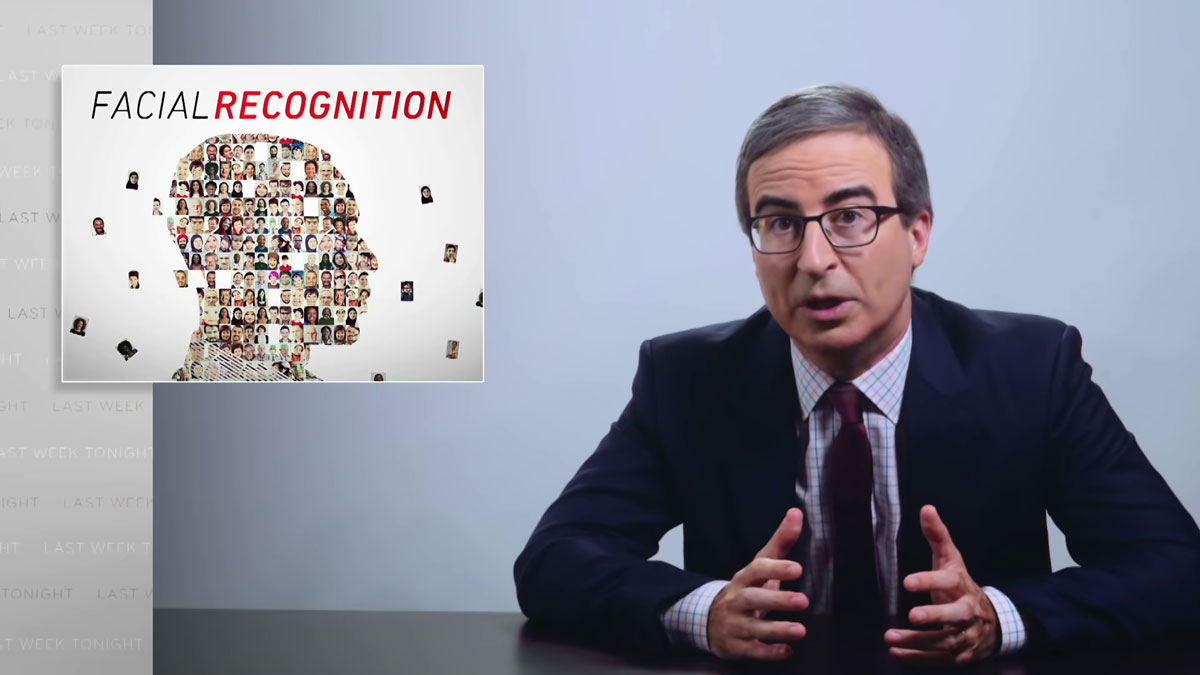 Facial Recognition: Last Week Tonight with John Oliver