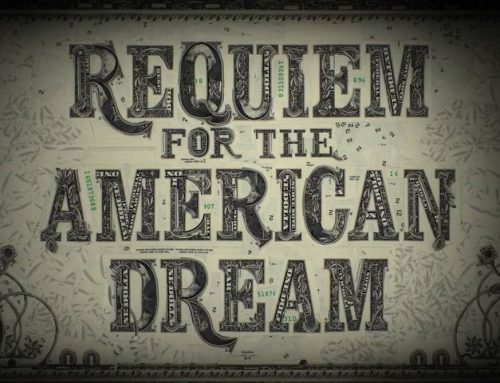NOAM CHOMSKY: REQUIEM FOR THE AMERICAN DREAM [TRANSCRIPT]