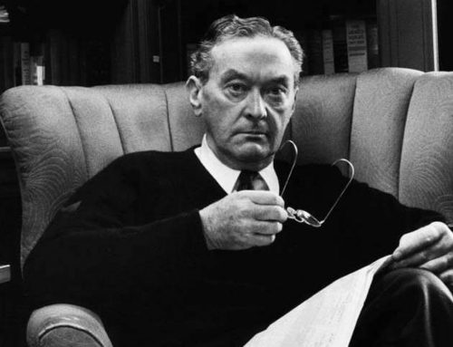WALTER LIPPMANN: THE INDISPENSABLE OPPOSITION