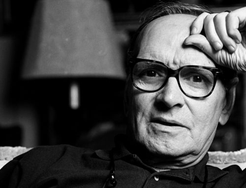 AN INTERVIEW WITH ENNIO MORRICONE (1994)
