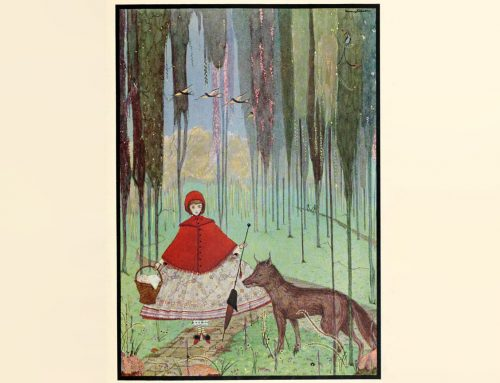 CENSORSHIP IN LITERATURE: LITTLE RED RIDING HOOD