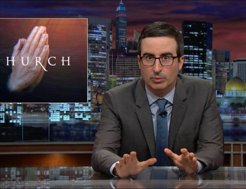 TELEVANGELISTS: LAST WEEK TONIGHT WITH JOHN OLIVER [FULL TRANSCRIPT]