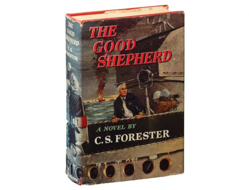 "BOOK REVIEW: ""THE GOOD SHEPHERD"" BY C. S. FORESTER"