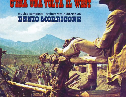 "ENNIO MORRICONE AND THE SCORING OF ""ONCE UPON A TIME IN THE WEST"""