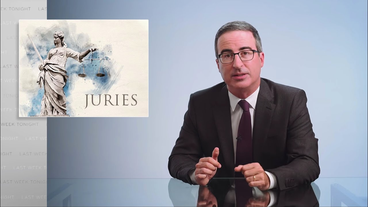 Juries: Last Week Tonight with John Oliver