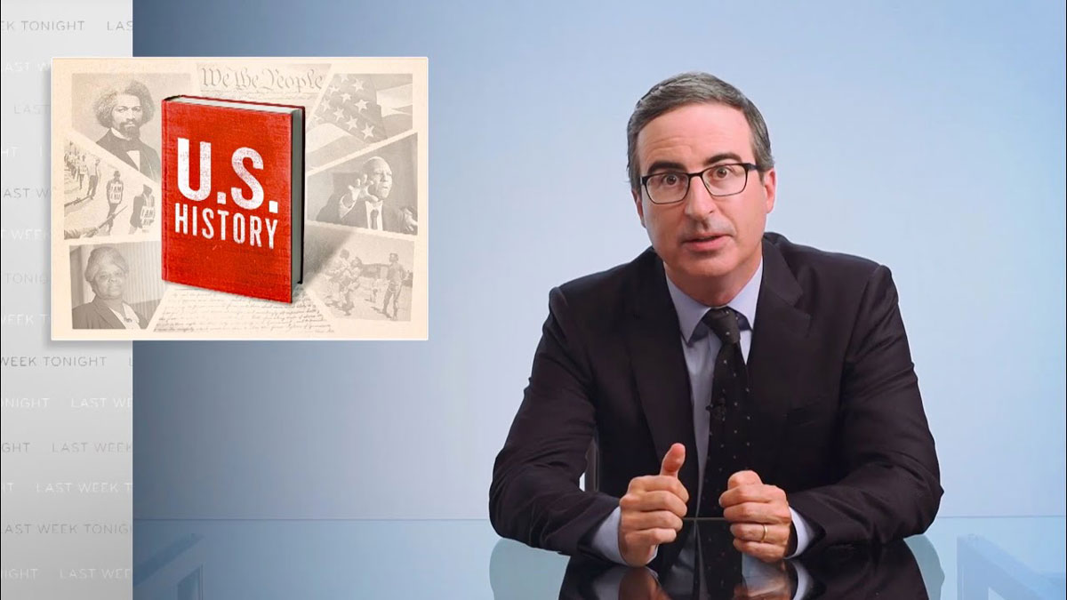 U.S. History: Last Week Tonight with John Oliver