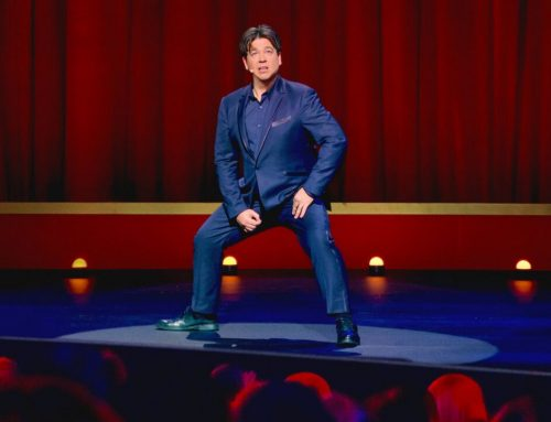 MICHAEL MCINTYRE: SHOWMAN (2020) – TRANSCRIPT