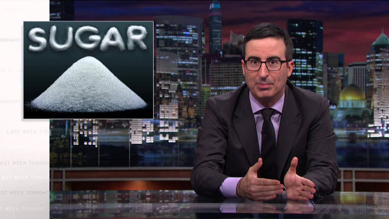 Sugar: Last Week Tonight with John Oliver